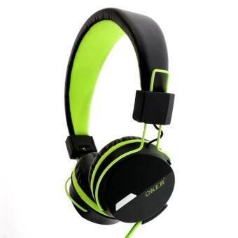 OKER หูฟังแบบครอบหู สำหรับมือถือ/คอม รุ่น SM-852-