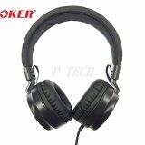 ราคา Oker หูฟังแบบครอบหู สำหรับมือถือ คอม รุ่น Sm 952 Black เป็นต้นฉบับ