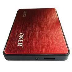ราคา Oker กล่องใส่ฮาร์ดดิส รุ่น St 2589 Oker 2 5 Inch Usb 3 Hdd External Enclosure Red Oker กรุงเทพมหานคร