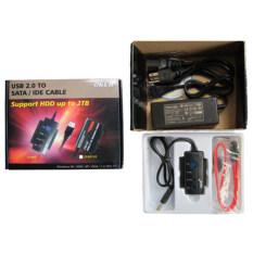 OKER Usb 2.0 to SATA/IDE Cable รุ่น ST-682 (Black)