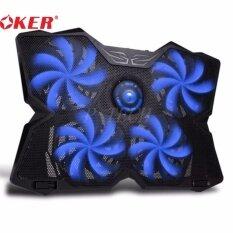 ราคา Oker พัดลมรองโน๊ตบุ็ค รุ่น X729 Black ออนไลน์
