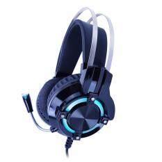 ขาย Oker X98 หูฟัง Stereo Headset มีไฟ Led สีดำ ไทย