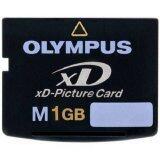 ขาย ซื้อ ออนไลน์ Olympus 1 Gb Xd Card 1 Gb Black