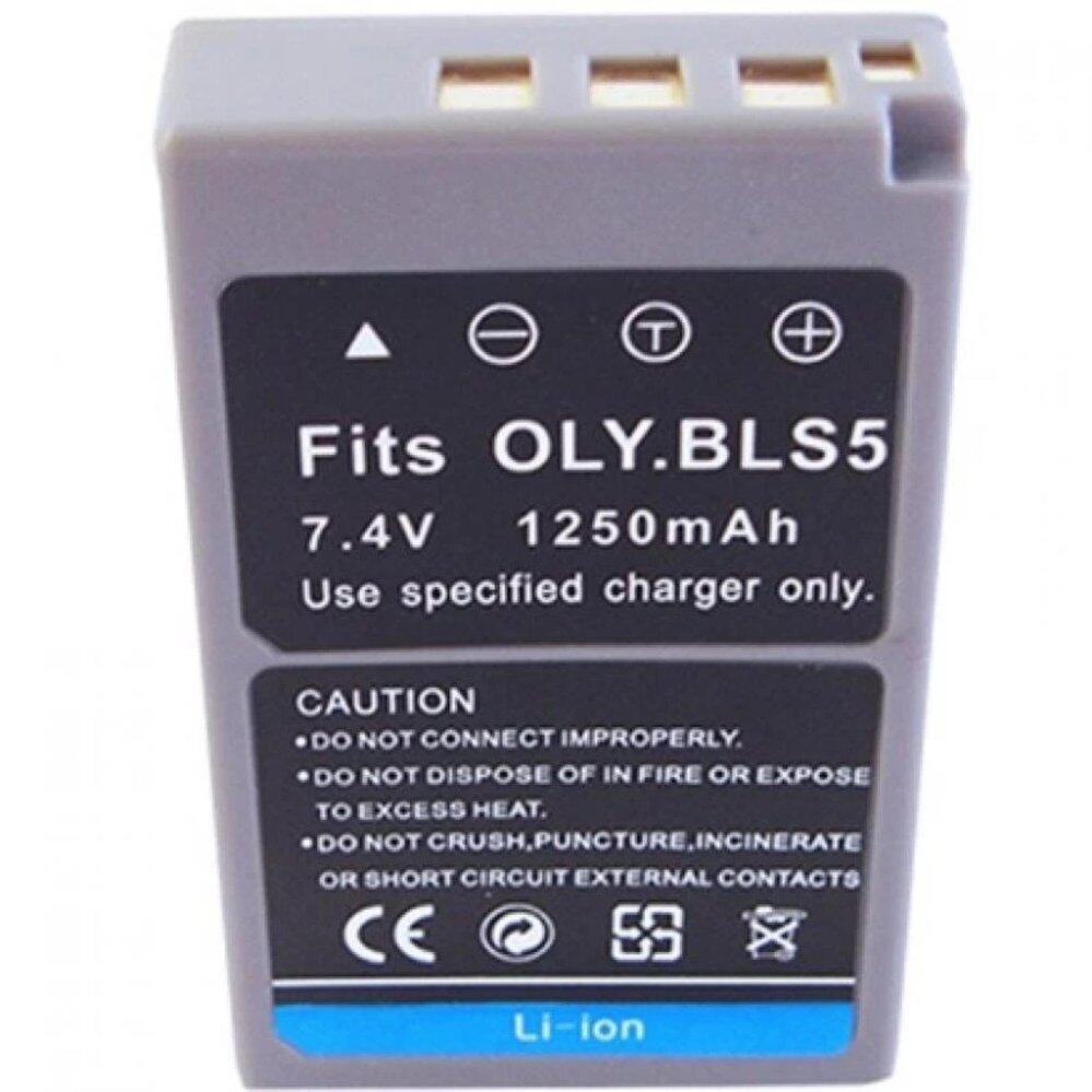 Olympus แบตเตอรี่กล้อง BLS5 for Olympus Digital Camera Battery