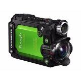 ราคา Olympus Stylus Tough Tg Tracker 4K Waterproof Action Camera Green Intl เป็นต้นฉบับ