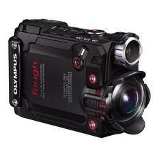 ขาย Olympus Tough Tg Tracker 4K Waterproof Action Camera Black ถูก ฮ่องกง