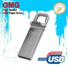 ราคา Omg Flash Drive 2Tb Usb 2 Clip Lock High Speed Waterproof เป็นต้นฉบับ Omg