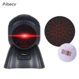 ทบทวน Aibecy Omni Directional 20 Lines 1D Usb Orbit Barcode Scanner Reader Auto Scanning 1800T S Speed 30� Adjustable Head