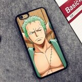 ขาย One Piece Roronoa Zoro Printed 01 Phone Case For Iphone 6 Plus Intl Unbranded Generic ใน จีน