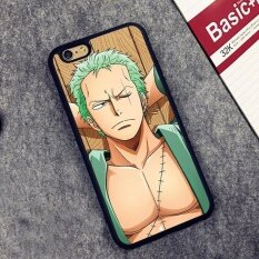 โปรโมชั่น One Piece Roronoa Zoro Printed 01 Phone Case For Iphone 6 Plus Intl ถูก