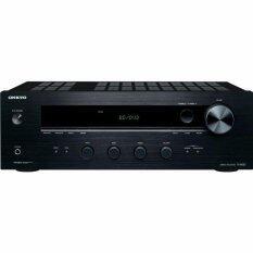 ONKYO TX-8020 Stereo Receiver (Black)
