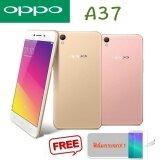 ราคา Oppo A37 5 นิ้ว 4G มือถือ 16Gb Ram 2Gb ฟรี ฟิล์มกระจก ประเทศไทย 1 ปี เป็นต้นฉบับ Oppo