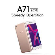 OPPO A71 Model 2018 Android 7.1 ประกันศูนย์ (สีทอง)