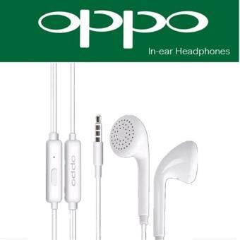OPPO หูฟัง In-ear Headphones รุ่น MH133  ( สีขาว )-