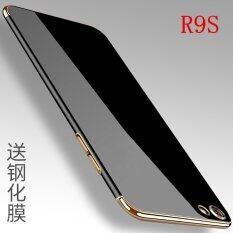 ขาย Oppor9S โทรศัพท์มือถือเปลือก R9Splus แขนป้องกันชายและหญิง Oppor9 สดใสสีดำซิลิโคน R9Plus เปลือกนุ่ม นานาชาติ Unbranded Generic เป็นต้นฉบับ