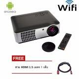 ส่วนลด โปรเจคเตอร์ Android Wifi Rd806 Led All In One Multimedia 2800 Lumens Free Hdmi X 1
