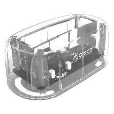 ราคา Orico 6139U3 Usb 3 External Hard Drive Enclosures Dock For 2 5 3 5 Inch Hdd Ssd Intl เป็นต้นฉบับ Unbranded Generic