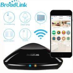 ขาย Original Broadlink Rm2 Rm Pro Universal Intelligent Remote Controller Smart Home Automation Wifi Ir Rf Switch Via Ios Android Us Plug Intl ถูก ใน จีน