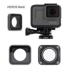โปรโมชั่น Hdmi ต้นฉบับข้อมูลฝุ่นด้านข้างรังสียูวีเลนส์ป้องกันฝาครอบพื้นผิวด้านนอกสำหรับ Go โปร Hero5 สีดำ Hero6 อุปกรณ์เสริมสำหรับกล้องถ่ายรูป ถูก