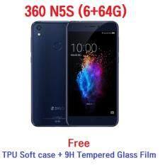 Original New 360 N5S Lte Phone Android 7 1 Snapdragon 653 Octa Core 6G Ram 64G Rom 5 5 Fhd 13Mp 2 0Mp Front Camera Fingerprint ใหม่ล่าสุด