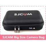 ราคา Original Sjcam Action Camera Protective Travel Case Carry Bag Water Resistant Large Bag Sjcam เป็นต้นฉบับ