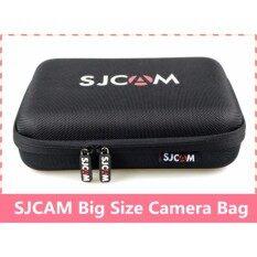 ซื้อ Original Sjcam Action Camera Protective Travel Case Carry Bag Water Resistant Large Bag ใน กรุงเทพมหานคร