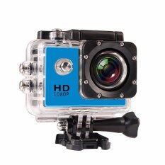 กีฬากลางแจ้งมินิ Camera 1080 จุดเต็ม HD DV กีฬาการกระทำ Camera หมวกกันน็อคจักรยานวิดีโอกล้อง 30 เมตรกันน้ำโปรกรณีค้าปลีกกล่อง - นานาชาติ