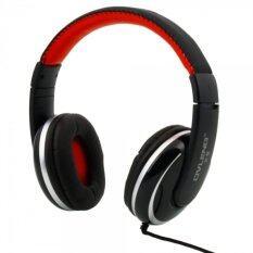 ซื้อ Ovleng Stereo Headphone With Microphone รุ่น X9 Black Ovleng ถูก