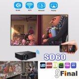 ขาย Owlenz Sd60 Black By 9Final No Screen Logo Mini Wifi Projector โปรเจคเตอร์ 800 480 ความสว่าง 1 500 ลูเมน Owlenz เป็นต้นฉบับ