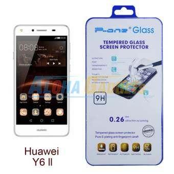 P-One ฟิล์มกระจกนิรภัย Huawei Y6 II-