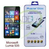 P One ฟิล์มกระจกนิรภัย Nokia Lumia 535 ใน ไทย