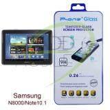 โปรโมชั่น P One ฟิล์มกระจกนิรภัย Samsung Galaxy Note10 1 N8000 Clear ไทย
