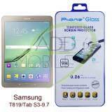 ขาย P One ฟิล์มกระจกนิรภัย Samsung Galaxy Tab S3 9 7 T819 P One ใน ไทย