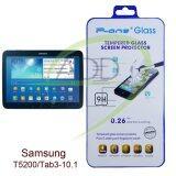 P One ฟิล์มกระจกนิรภัย Samsung Galaxy Tab3 10 1 P5200 Clear ไทย