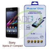 ขาย P One ฟิล์มกระจกนิรภัย Sony Xperia Z1 Compact ออนไลน์ ไทย