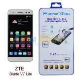 ราคา P One ฟิล์มกระจกนิรภัย Zte Blade V7 Lite ออนไลน์