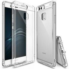 ราคา P9 Case Senter® Soft Tpu Transparent Clear With Dust Plug Case Cover Design For Huawei P9 Intl เป็นต้นฉบับ