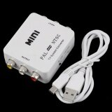 ซื้อ Pal Ntsc Secam To Ntsc Pal Tv Video System Converter Switcher Adapter New Unbranded Generic เป็นต้นฉบับ