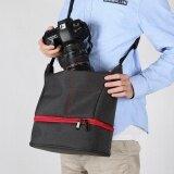 ราคา Palight แบบพกพา Dsl Camera กระเป๋า Slr กระเป๋ากันน้ำกระเป๋าเดินทางการถ่ายภาพ นานาชาติ จีน