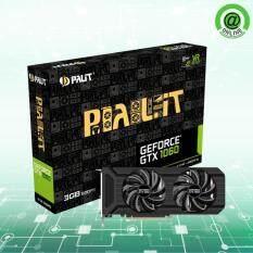 Palit การ์ดจอ รุ่น GTX 1060 Dual (3GB GDDR5) รับประกัน 3 ปี