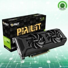 Palit การ์ดจอ รุ่น GTX 1060 Dual (6GB GDDR5) รับประกัน 3 ปี