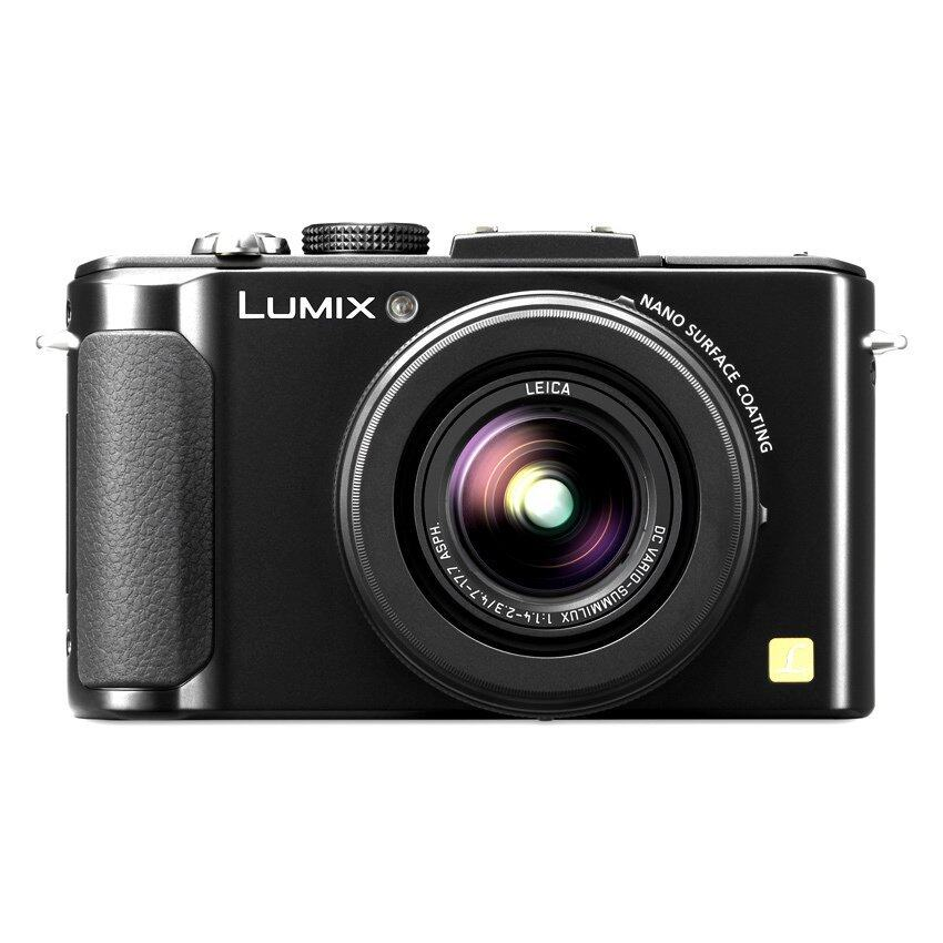 ราคา Panasonic Dmc Lx7 10 1 Mp 3 8X Optical Zoom Black ที่สุด
