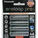 ทบทวน Panasonic Eneloop Pro 2550 Mah Rechargeable Battery Aa X 4 Black