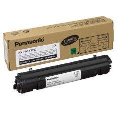 ขาย Panasonic Kx Fat 472E Toner สีดำ Panasonic เป็นต้นฉบับ