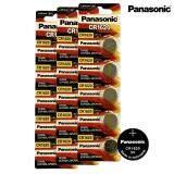 ราคา Panasonic ถ่านกระดุม Lithium Cr1620 3 แพ็ค 15 ก้อน Panasonic