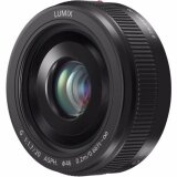 Panasonic Lumix G 20Mm F1 7 Ii Asph Lens Black Intl ใน ฮ่องกง
