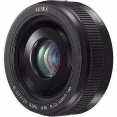 ขาย Panasonic Lumix G 20Mm F1 7 Ii Asph Lens Black Intl Panasonic ถูก