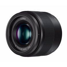ซื้อ Panasonic Lumix G 25Mm F1 7 Asph Lens Black Intl ถูก