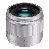 ขาย ซื้อ Panasonic Lumix G 25Mm F1 7 Asph Lens Silver Intl Thailand