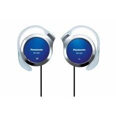 โปรโมชั่น Panasonic Open Type On Ear Headphone Ear Earphone Type Blue Rp Hz47 A Intl